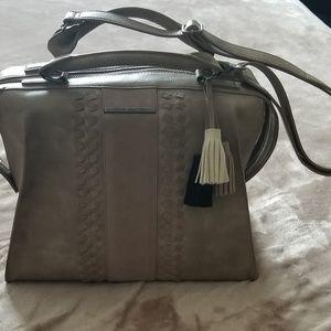 Large Tan Handbag